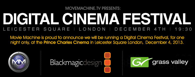 Digital Cinema Festival