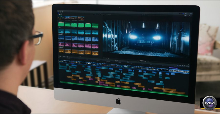Drawing Lines In Final Cut Pro : Final cut pro major update to apple s professional editing