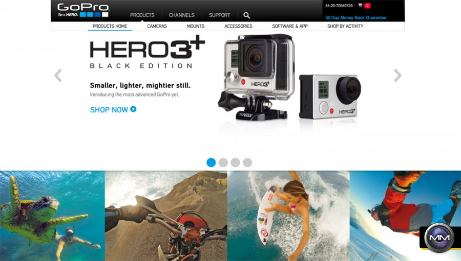 GoPro Launches Smaller, Lighter Evolution of Best Selling ...