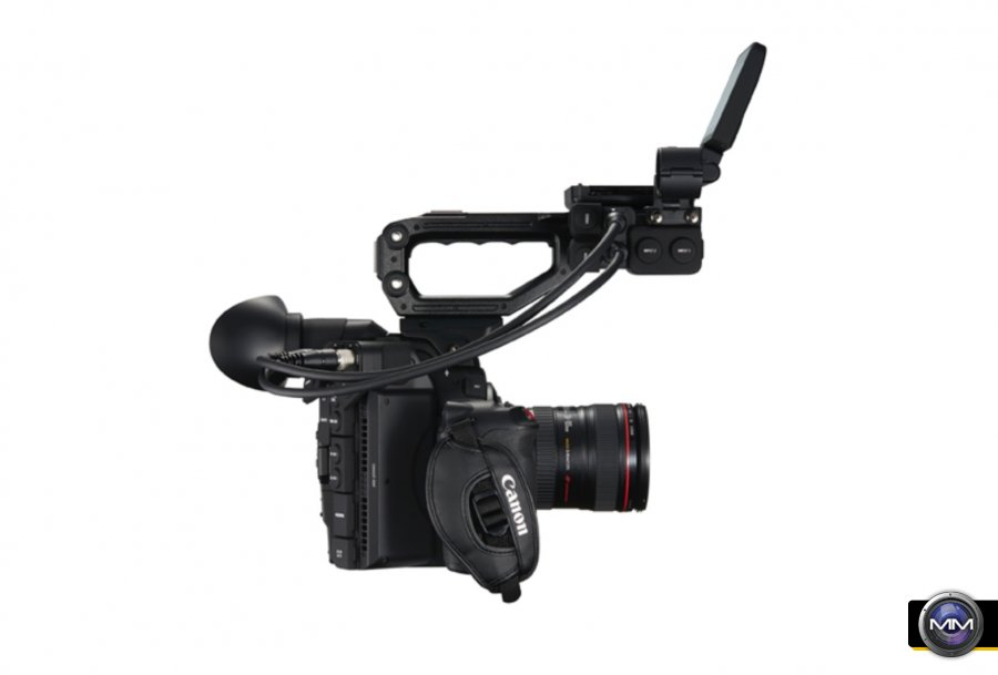 Canon release the 4K EOS C300 Mark II: 2nd generation Cinema EOS